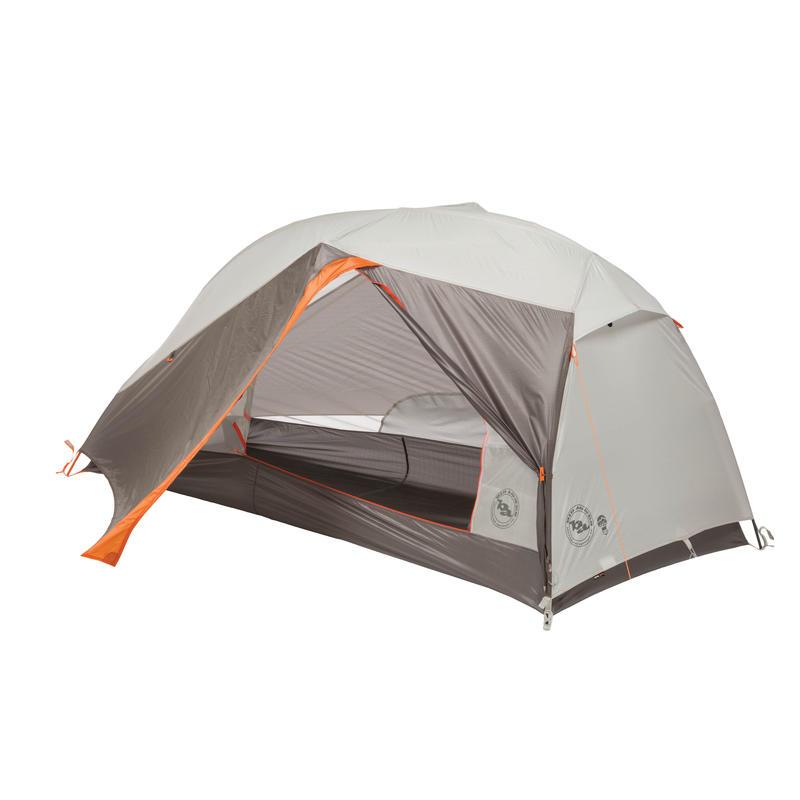 Tente Copper Spur HV UL1 mtnGLO Argent/Gris