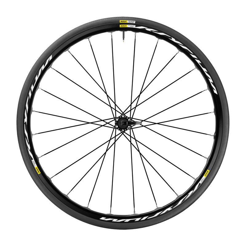 Roues de vélo Ksyrium pour freins à disque Noir