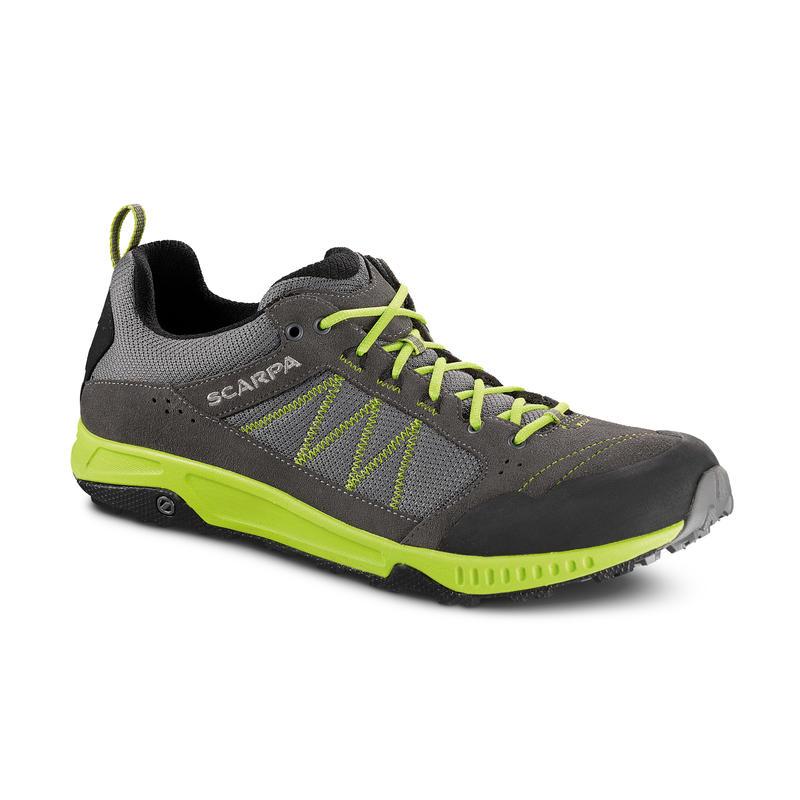 Rapid Light Trail Shoes Dark Grey/Green