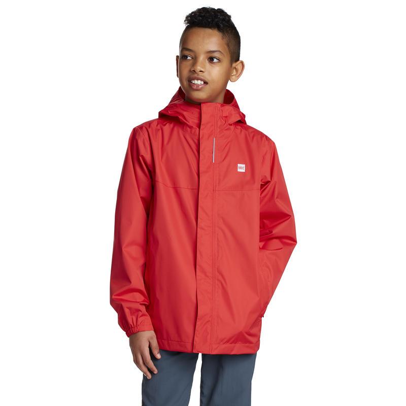 Manteau Aquanator - Jeunes Rouge victorieux