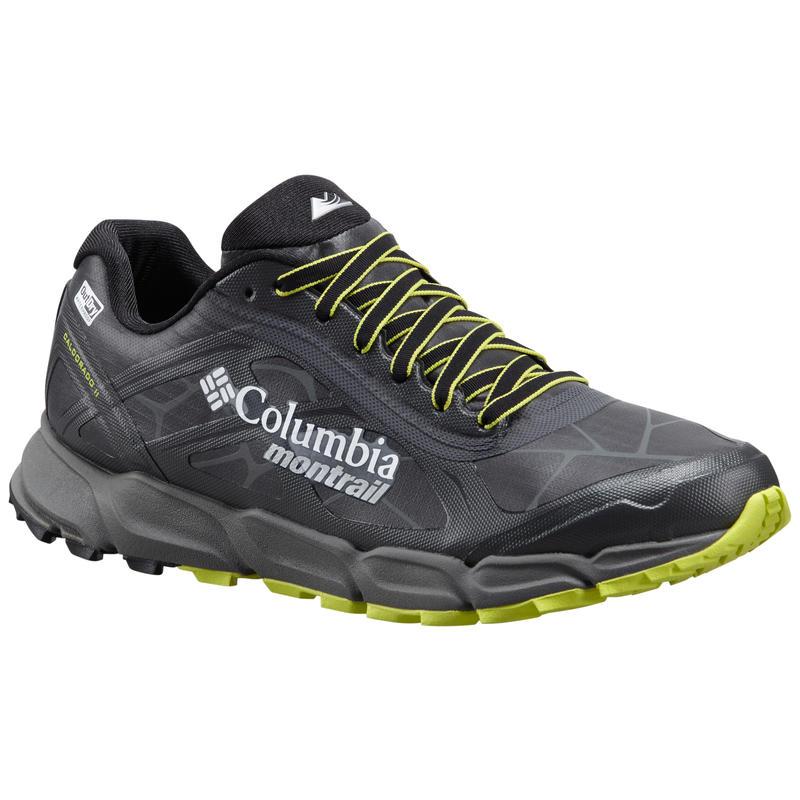Chaussures de course Caldorado II Outdry Extreme Noir/Blanc