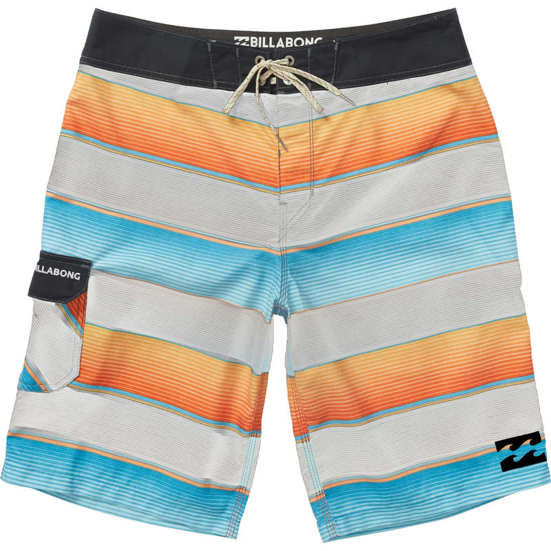 Short de surf All Day Acier