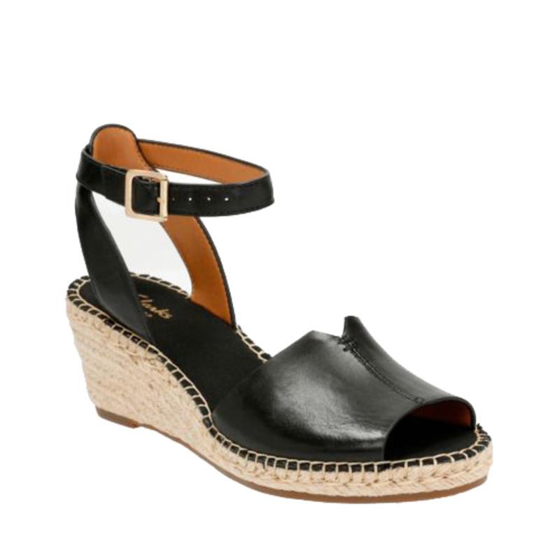 Chaussures Petrina Selma Cuir noir