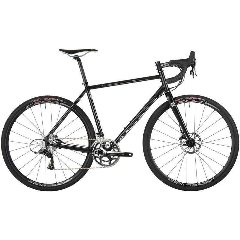 Vélo Provincial Road 222 Noir/Argent