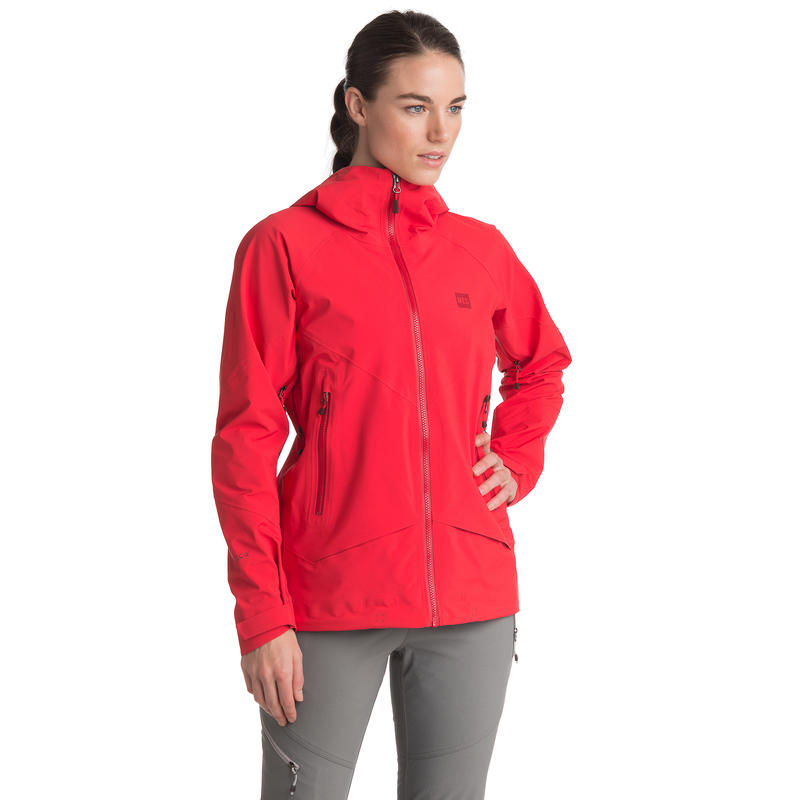 Synergy Jacket Victory Red