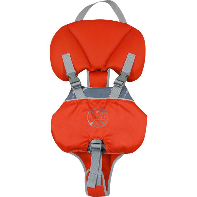 VFI Puffer pour bébés Rouge lueur
