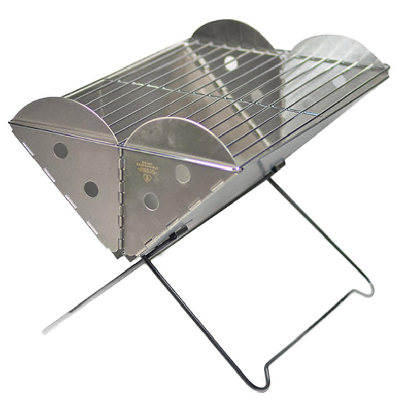 Barbecue et foyer Mini Packflat