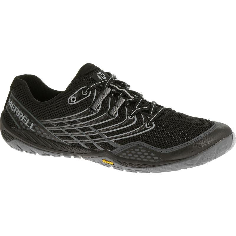 Chaussures de course sur sentier Trail Glove 3 Noir/Gris clair