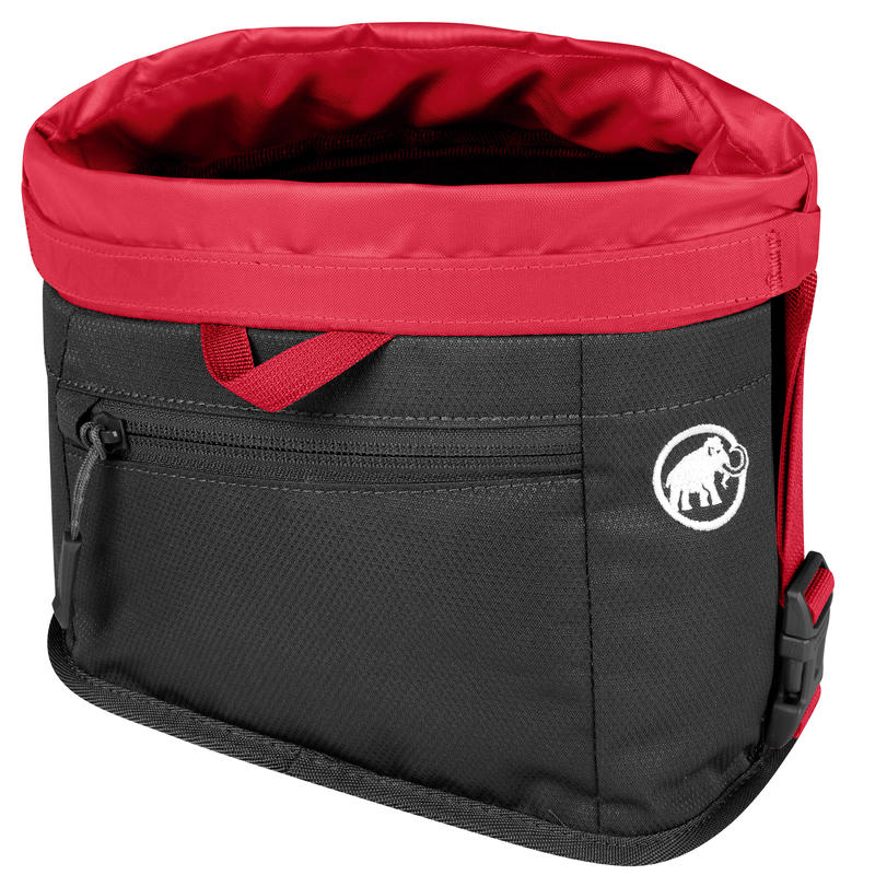 Boulder Chalk Bag Black/Inferno