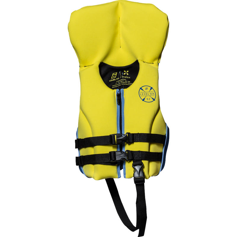 Swordtail PFD Bright Yellow