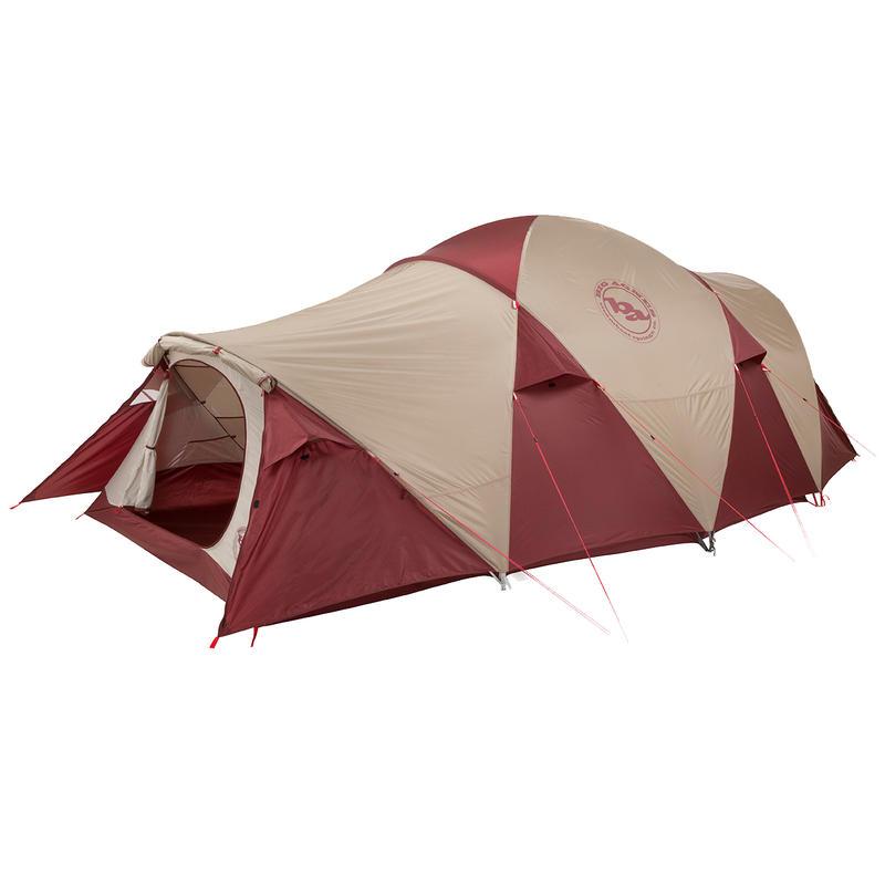 Tente Flying Diamond 8 Vin/Brun roux