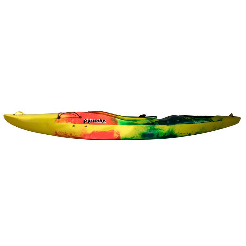 Kayak Fusion RT Jaune/Rouge/Vert foncé