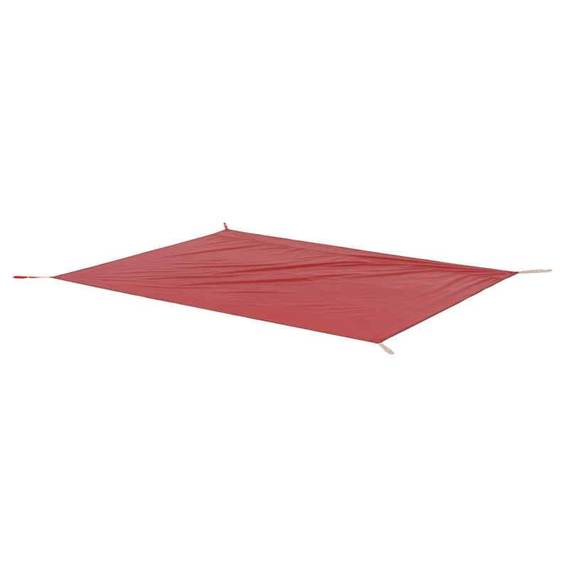 Toile de sol pour tente Van Camp SL3 Rouge
