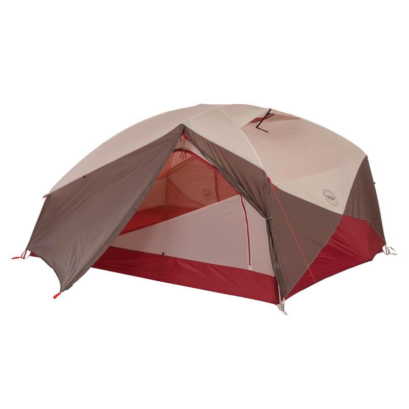 Tente Van Camp SL3 Gris/Rouge