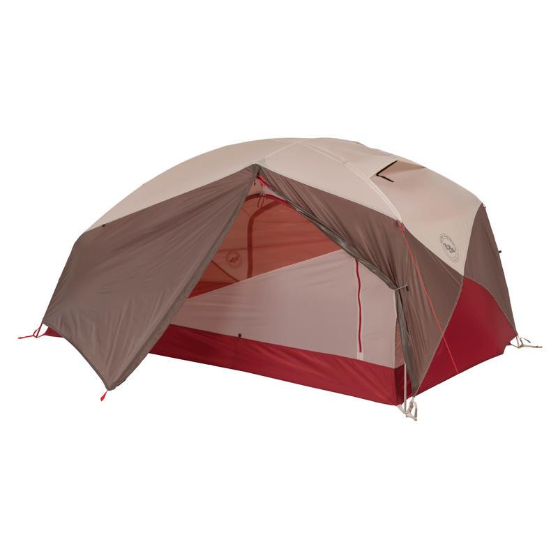 Tente Van Camp SL2 Gris/Rouge