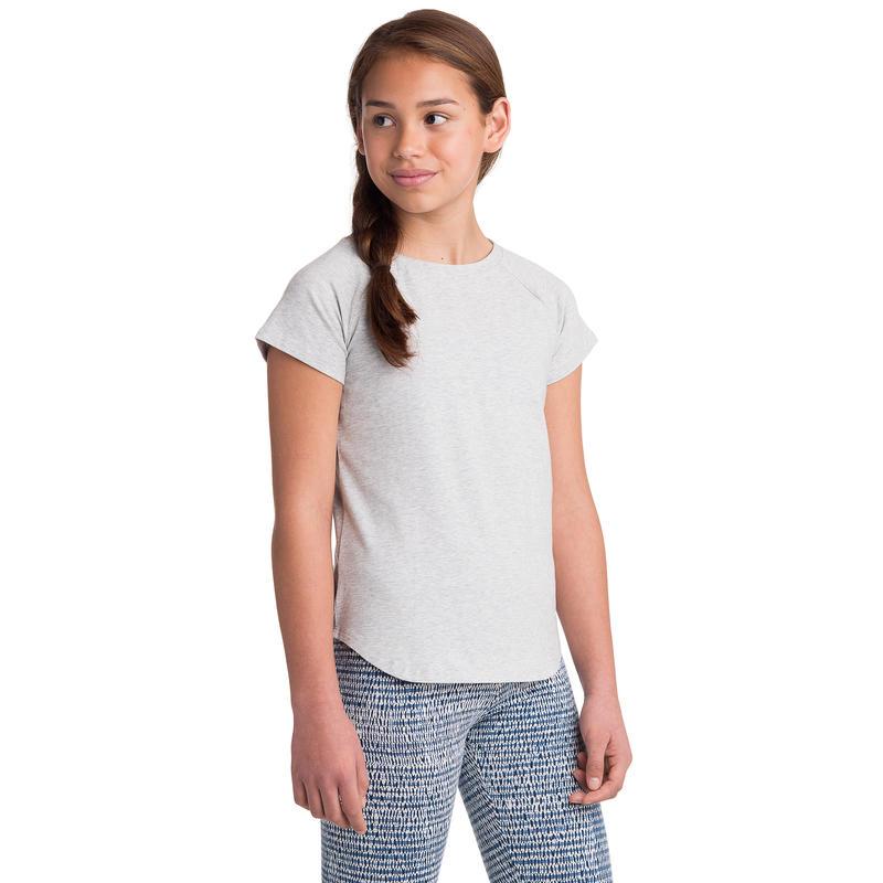 T-shirt Taylor Gris clair chiné
