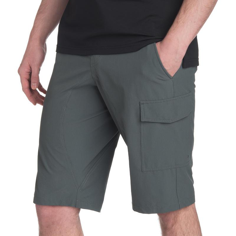 Mica Shorts Carbon Green