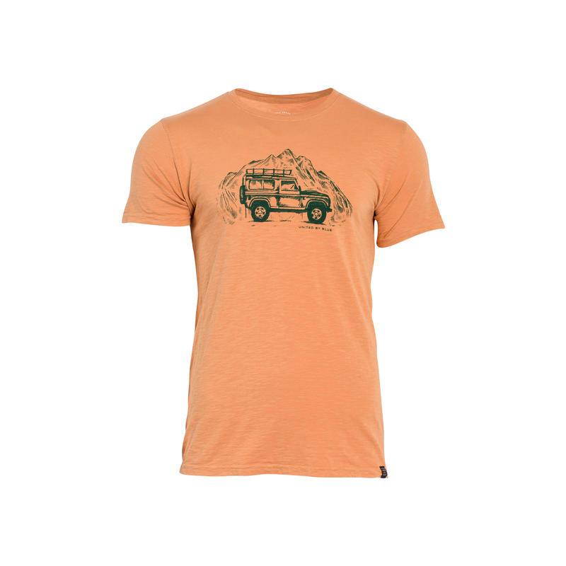 T-shirt Adventure Mobile Chêne