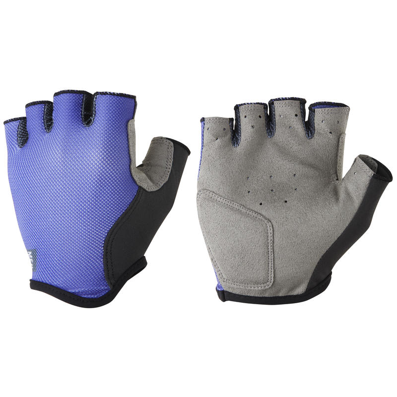 Metro Cycling Gloves Viola