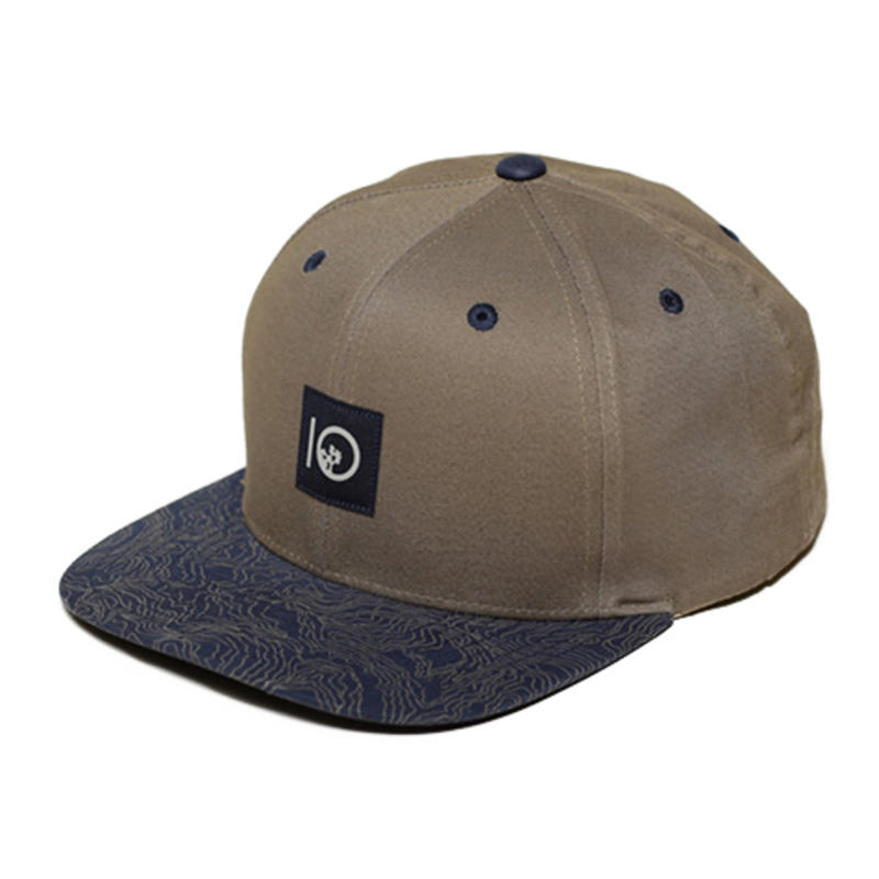 Chapeau Topo Corde élastique/Bleu marin