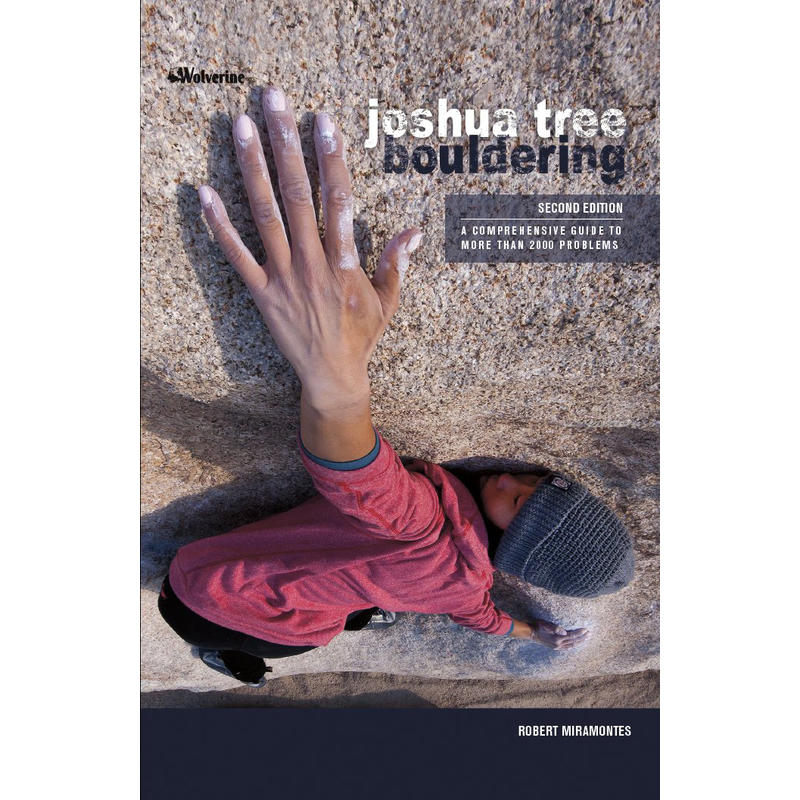Joshua Tree Bouldering 2nd Edition