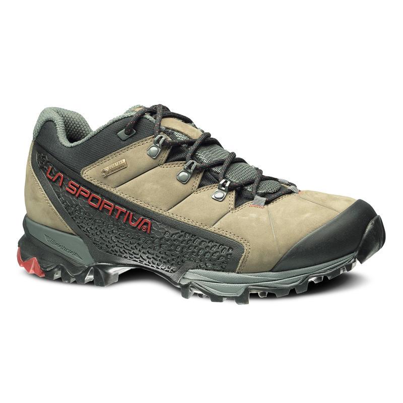 Chaussures de randonnée légère Genesis GTX Taupe/Brique