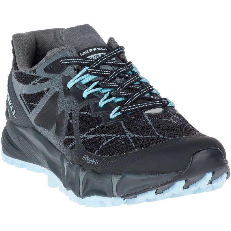 Chaussures de course sur sentier Agility Peak Flex Noir
