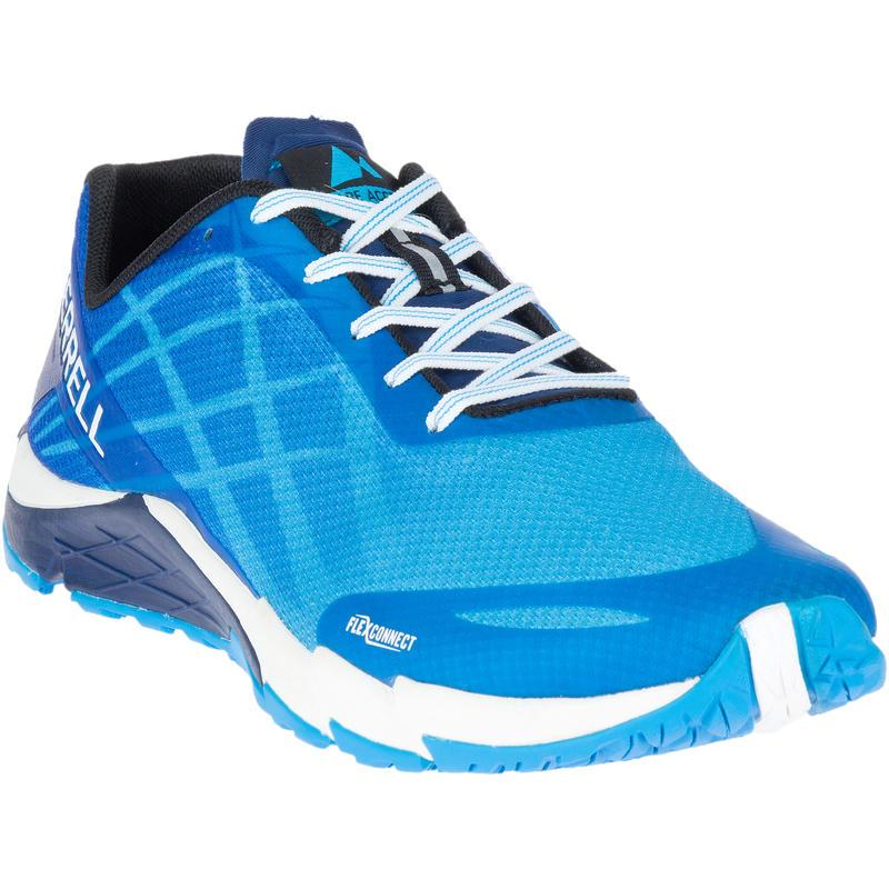 Chaussures de course sur sentier Bare Access Flex Cyan