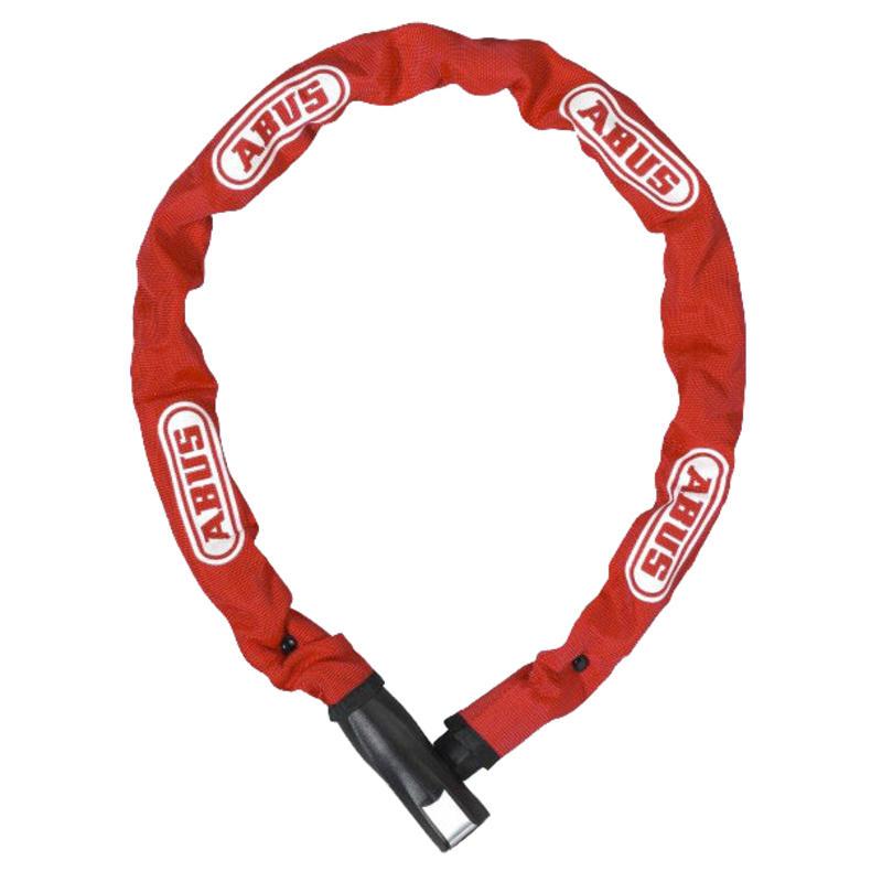 Cadenas avec chaîne 7 mm x 95 cm 8800 Rouge