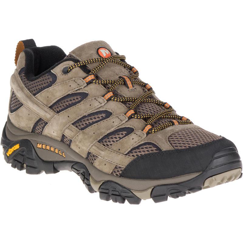 Moab 2 Ventilator Light Trail Shoes Walnut