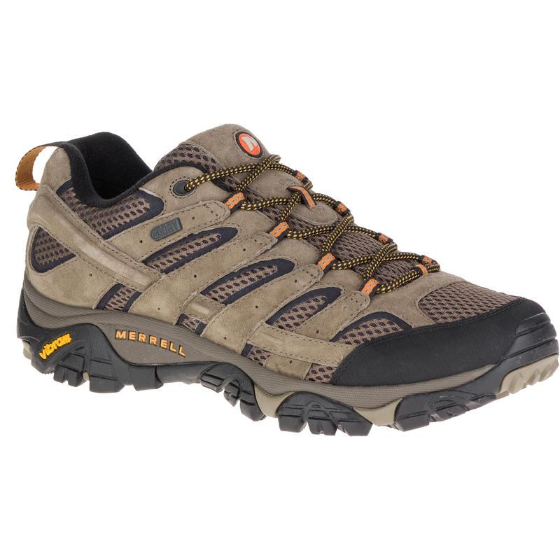 Chaussures de randonnée légère imperméables Moab 2 Noyer