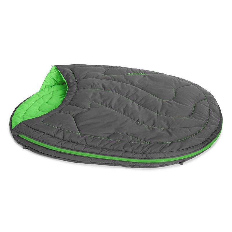 Sac de couchage Highlands pour chien Vert pré