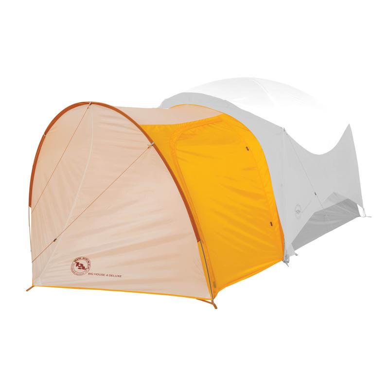 Vestibule de tente Big House Deluxe 6 Or/Blanc