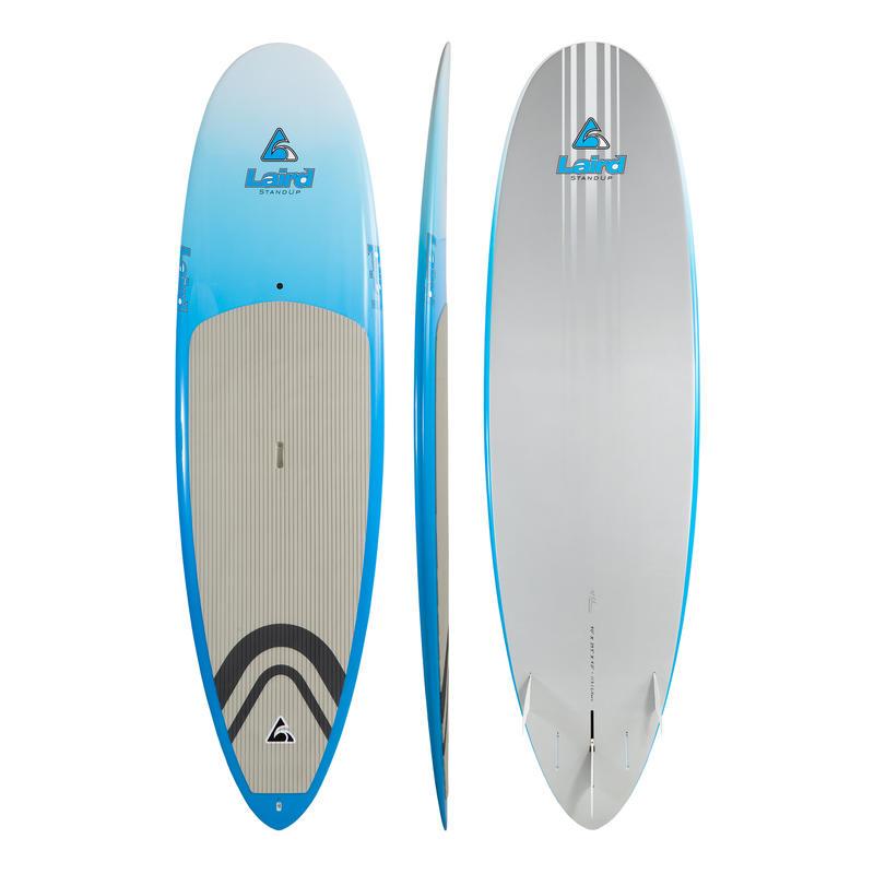 Surf à pagaie Soft Top Surfer 2,7 m Bleu