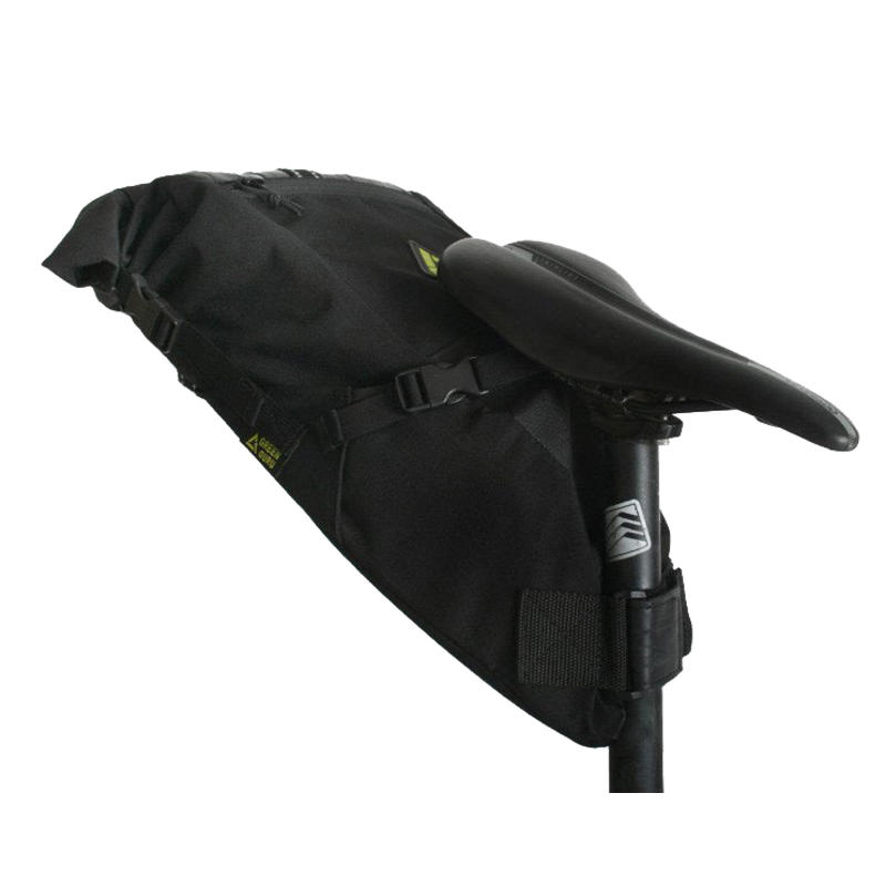 Hauler Bike Pack Bag Black