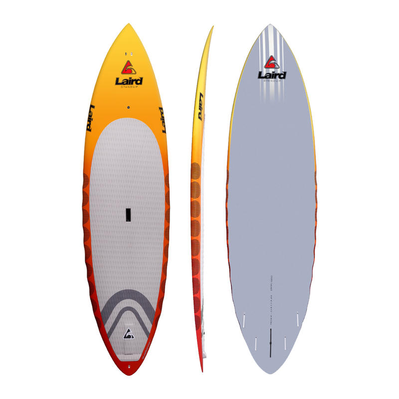 Surf à pagaie Surrator 2,4 m Orange/Jaune