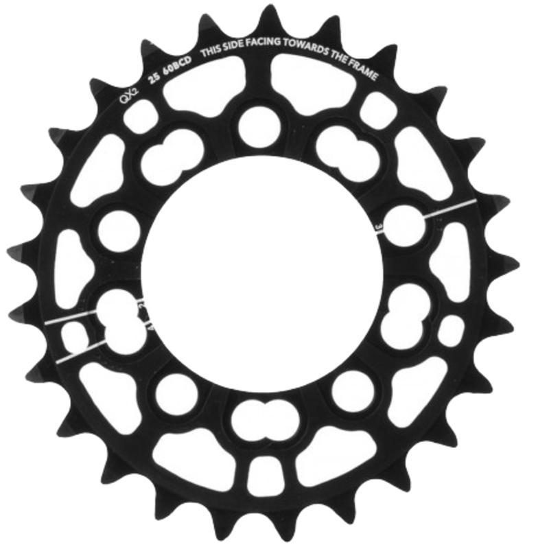 Plateau QX2 Ring (60 x 5) Noir