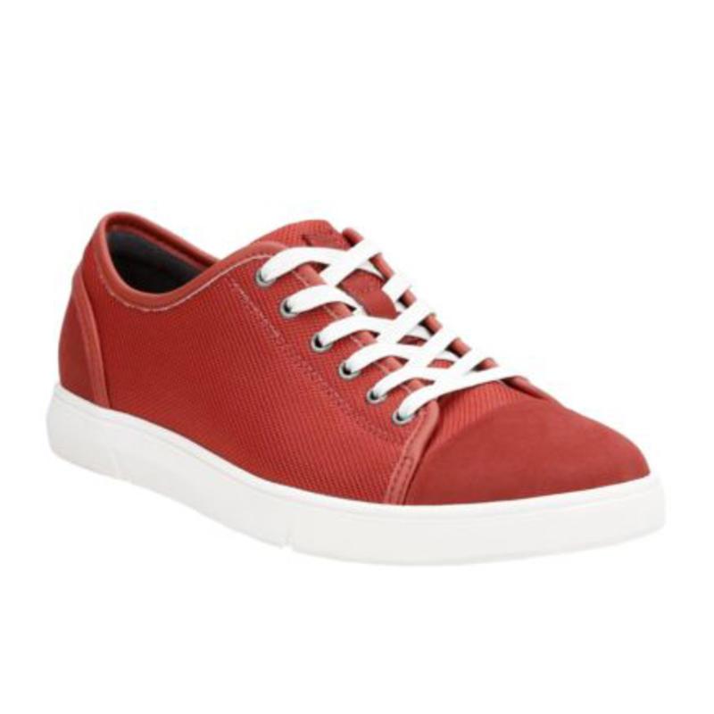 Chaussures Lander Cap Rouge Combi