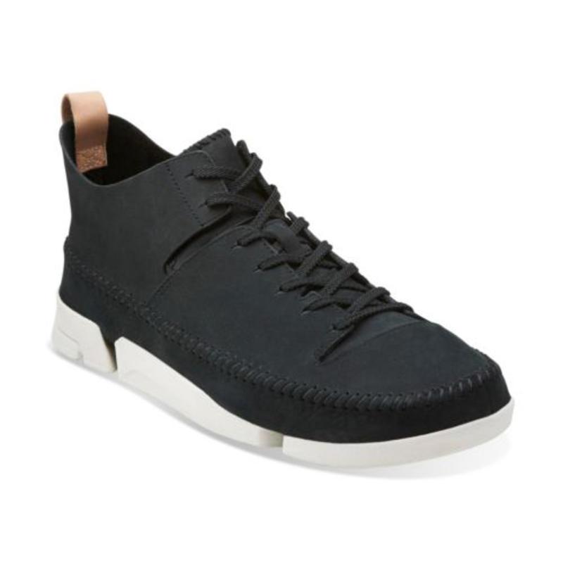 Chaussures Trigenic Flex Nubuck noir