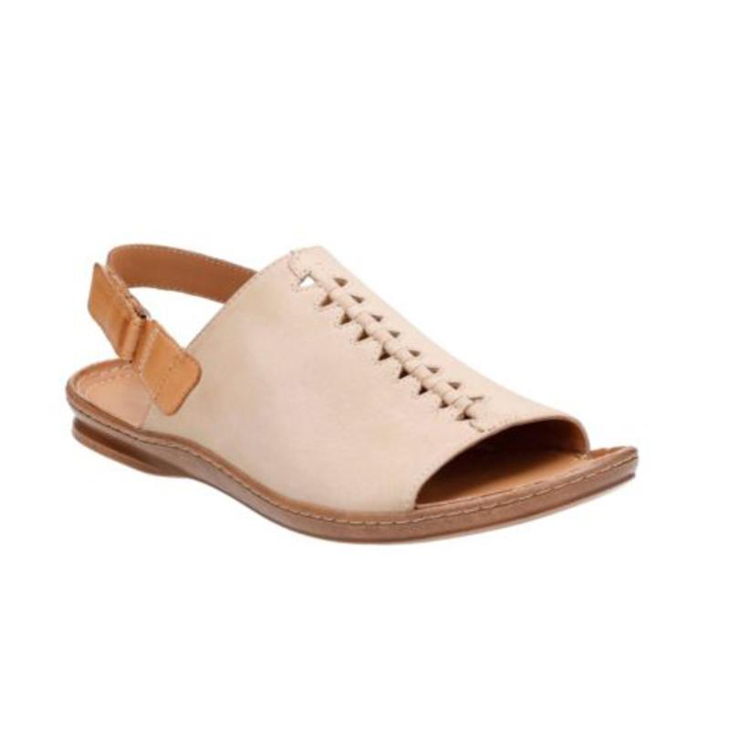 Chaussures Sarla Forte Nubuck sable