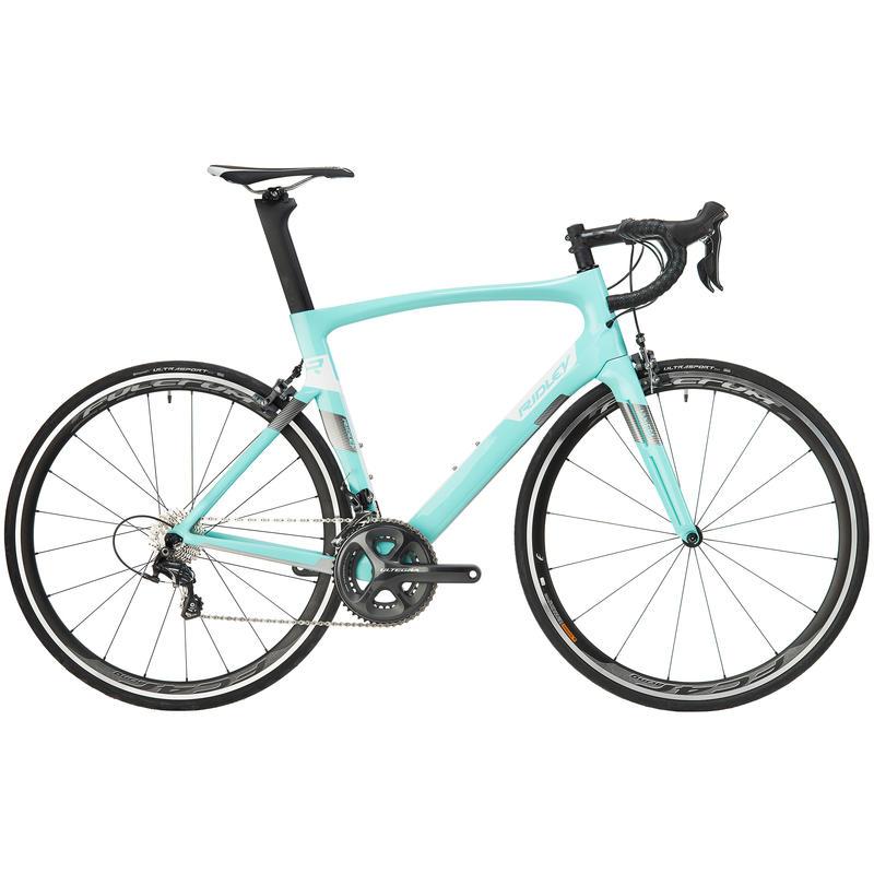 Vélo de route Jane SL40 Vert menthe/Blanc/Argent