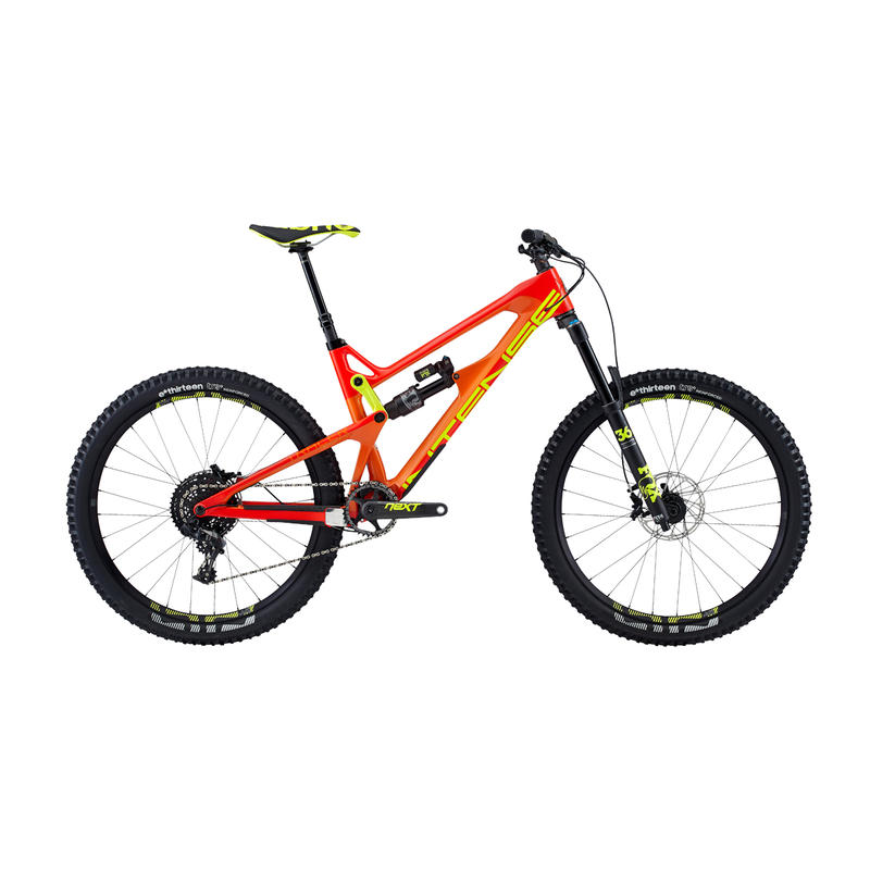 Vélo Tracer - version Pro Rouge