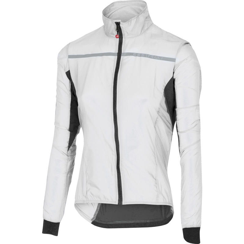 Manteau Superleggera Blanc