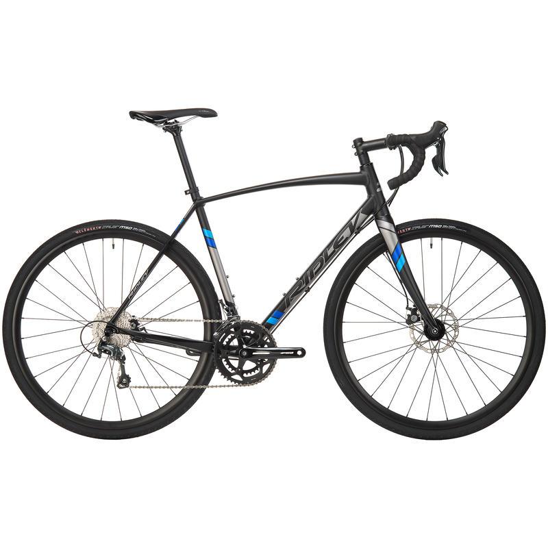 Vélo X-Trail A60 Noir/Gris/Bleu