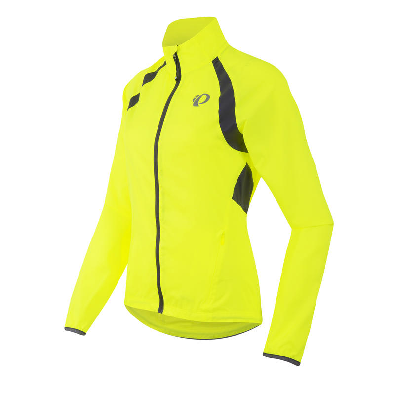 Elite Barrier Jacket Screaming Yellow/Smoked Pearl