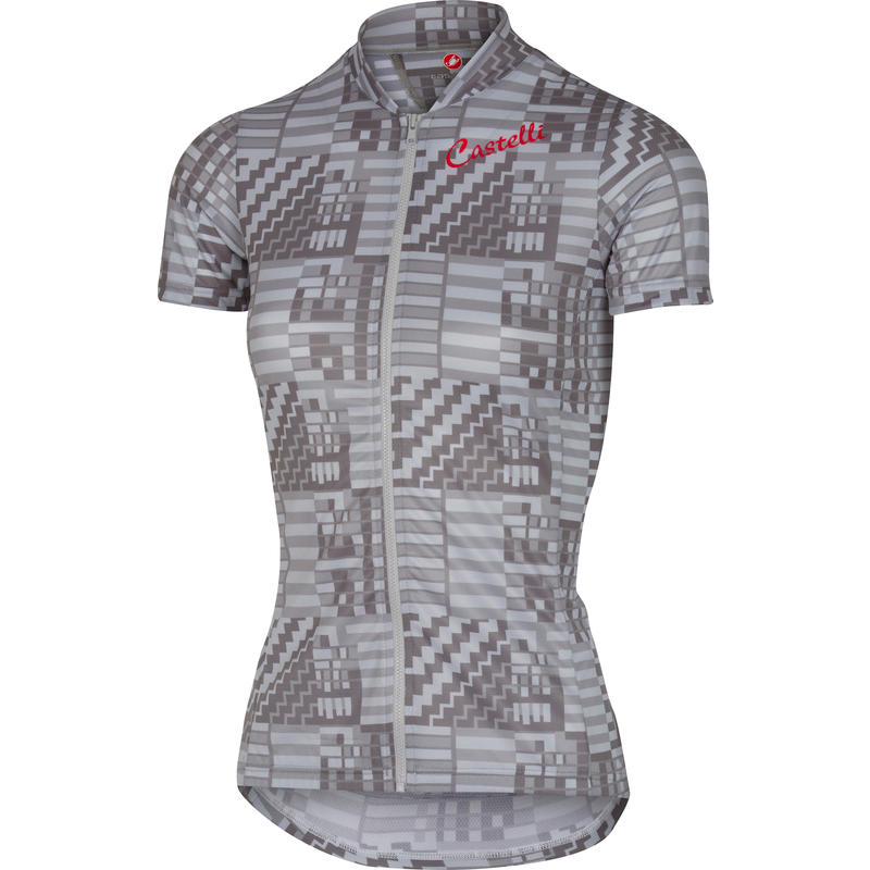Maillot Sentimento Gris camouflage