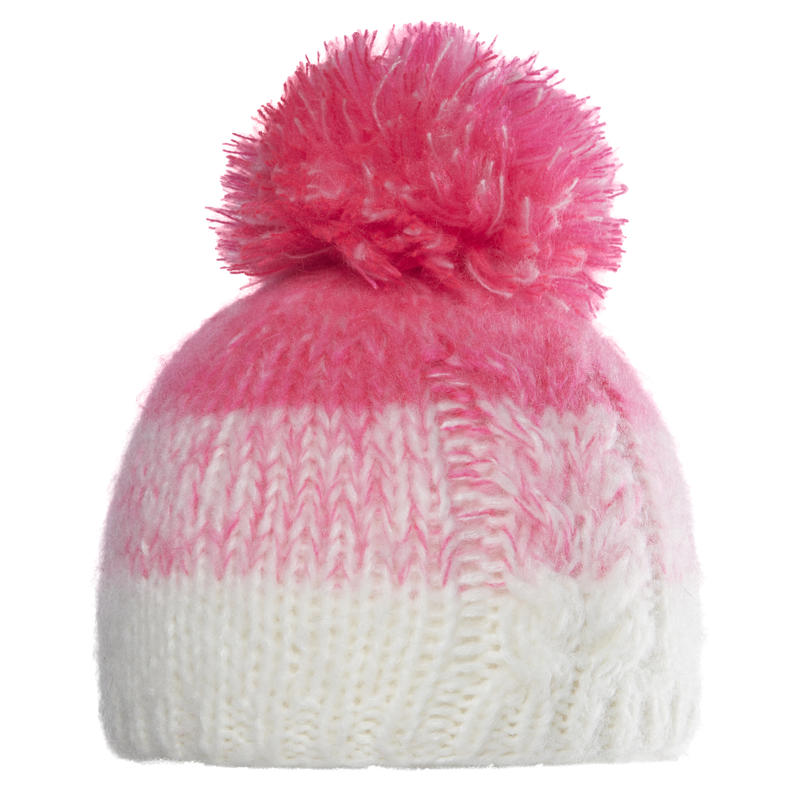 Tuque Angelica Rose fluorescent