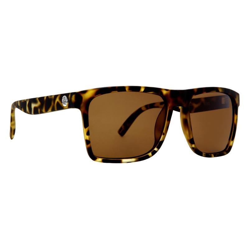 Taraval Sunglasses Tortoise/Polar Amber