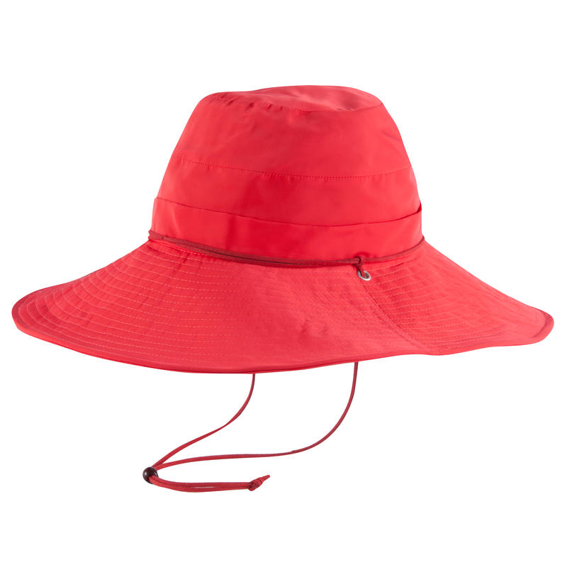 Chapeau Mina Rouge