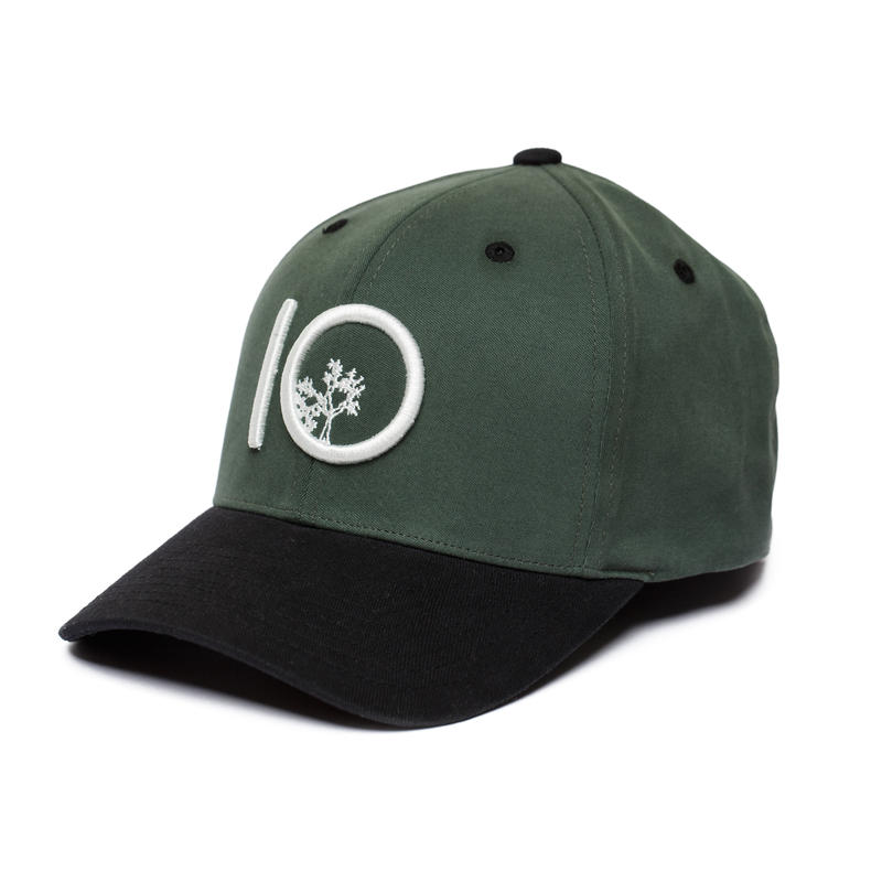 Classic Flex Hat Moss/Black